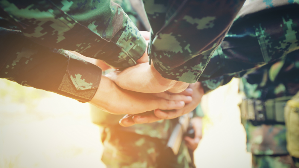"""Veterans tax relief a """"win-win for businesses and veterans"""""""